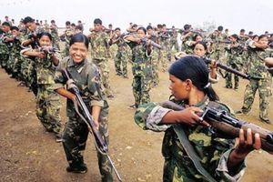2020: Phụ nữ sẽ có mặt trong đội chiến binh tinh nhuệ Gurkha