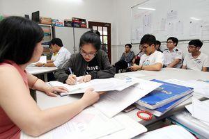 Thay vì điều chỉnh, nên bổ sung nguyện vọng đại học