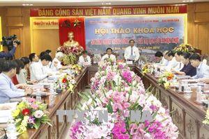 Chiến thắng Đồng Lộc tiếp tục là mạch nguồn bồi đắp, giáo dục truyền thống yêu nước cho các thế hệ