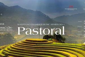 Hơi thở dân tộc Việt trong hòa tấu thính phòng Pastoral