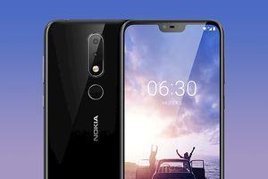 Nokia X6 bắt đầu lên kệ dưới tên Nokia 6.1 Plus