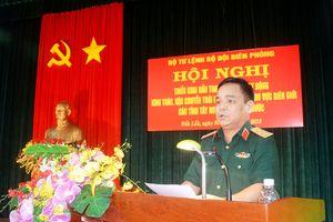 Lữ đoàn Đặc công bộ 198 sơ kết 5 năm thực hiện Nghị quyết số 765-NQ/QUTW