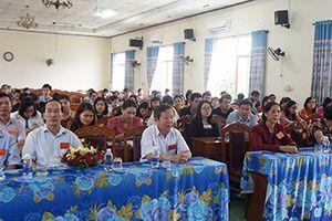 85 thí sinh thi tuyển công chức cơ quan Đảng, mặt trận, đoàn thể Kon Tum