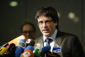 Đức ngừng tiến trình dẫn độ cựu Thủ hiến xứ Catalan