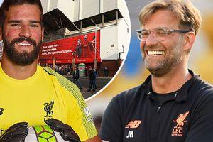 Ra mắt Liverpool, Alisson tiết lộ tin nhắn 'bí mật' từ Salah