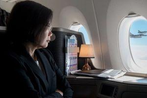 Mỹ lại 'chạm nọc' Bắc Kinh khi cho lãnh đạo Đài Loan quá cảnh?