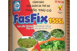 Thuốc diệt cỏ FASFIX 150SL