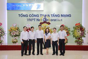 Tổng công ty Hạ tầng mạng VNPT Net: Nhiều thành quả sau ba năm hoạt động