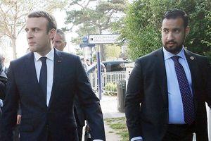 Tổng thống Pháp đối mặt bê bối lớn vì vệ sĩ đánh người biểu tình