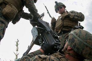 Lính Mỹ huấn luyện chống thiết giáp sát nách Nga