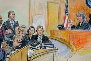 Thẩm phán Mỹ đòi bồi thường 54 triệu USD vì chiếc quần thuê giặt
