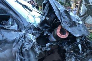 Xe bán tải 'điên' gây tai nạn liên hoàn, 3 người thương vong