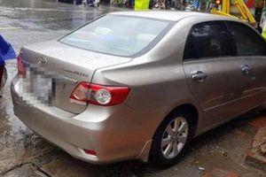 Vụ 2 cháu bé chết ở chung cư: CSGT chặn ô tô lén chở thi thể về quê