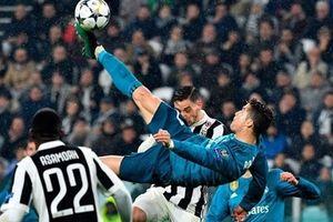 Ronaldo đầu quân cho Juventus: Tuổi 33 chưa khiến 'siêu nhân' CR7 phải... dưỡng già