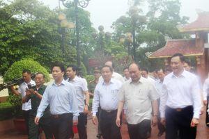 Thủ tướng Nguyễn Xuân Phúc đánh giá cao xây dựng nông thôn mới tại Hà Tĩnh
