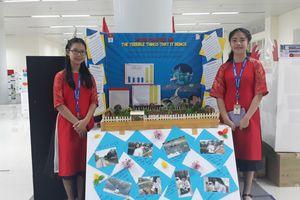 17 đội Việt Nam tham dự Cuộc thi Learning Across Borders toàn cầu 2018