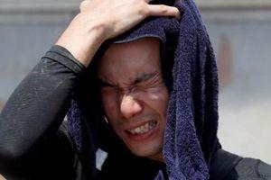 Nhật Bản đối mặt với nắng nóng chưa từng có kể từ thế kỷ 19
