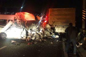 Tai nạn thảm khốc tại miền Trung Mexico, 13 người thiệt mạng
