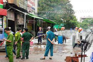 Hà Nội: Xót xa nữ nhân viên tử vong khi lửa bao trùm quán ăn