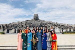 TƯ Hội LHPNVN về nguồn tri ân Mẹ Việt Nam anh hùng tại Quảng Nam