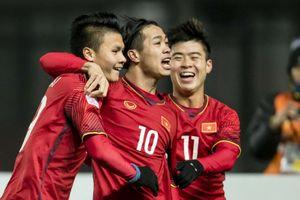 U23 Việt Nam lo gặp khó khi bốc thăm lại vòng bảng ASIAD 18