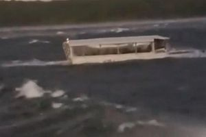 17 người thiệt mạng vì chìm thuyền du lịch do mưa bão ở Mỹ