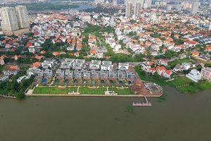 Bao giờ sông Sài Gòn mới được thức giấc?