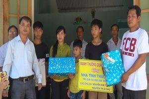 Quảng Nam: Hỗ trợ xây mới và sửa chữa 173 nhà cho hộ nghèo