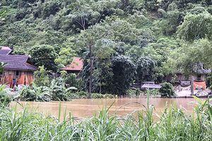 Mưa lớn, hàng chục ngôi nhà ở Sơn La ngập, sụp đổ, 1 người mất tích
