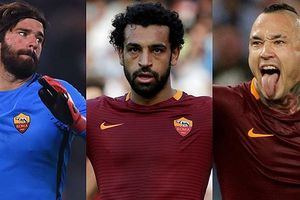 Đội hình AS Roma nếu không bị 'hút máu' trên thị trường chuyển nhượng