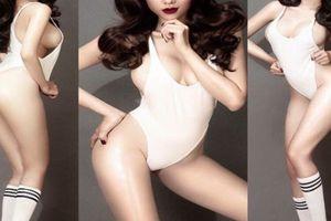 Vợ DJ nóng bỏng của Khắc Việt hút mắt mày râu với loạt ảnh bikini bốc lửa