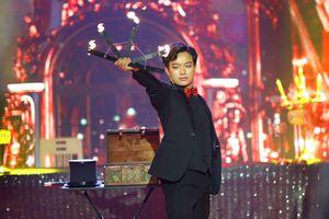 Thí sinh Đức Nhã đoạt điểm cao với phong cách ảo thuật Hàn Quốc