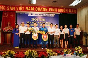 VNPT Hà Nội tổ chức thi 'Chất lượng khác biệt - Bứt phá thành công'