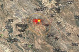Iran: 3 trận động đất liên tiếp, 26 người bị thương