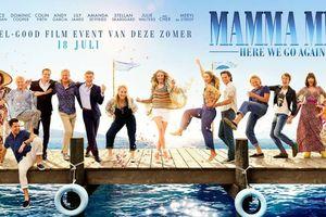 Ngưỡng mộ các siêu sao kỳ cựu trong 'Mamma Mia 2'
