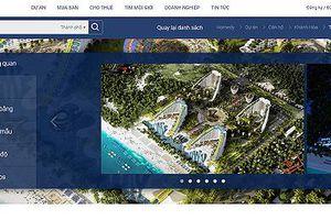 Homedy.com – Cổng thông tin hàng đầu về dự án bất động sản gọi vốn khủng