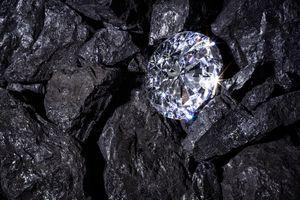 Trữ lượng kim cương lên tới một triệu tỷ tấn dưới lòng đất