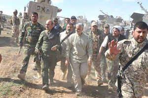 11 binh lính Iran bị khủng bố sát hại gần biên giới với Iraq