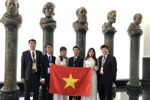 Lần đầu tiên Việt Nam đạt thứ hạng cao nhất Olympic Sinh học quốc tế