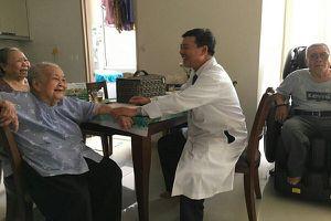Mô hình phòng khám bác sĩ gia đình ở chung cư