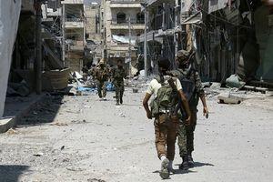 Chiến sự Syria: Manbij muốn chính quyền Damascus quay trở lại khu vực
