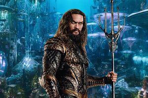 Thủy cung xinh đẹp nhưng đầy khốc liệt với trận chiến trong trailer 'Aquaman'