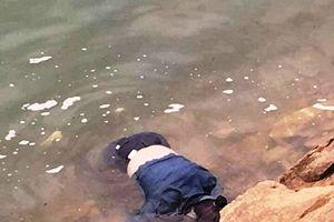 Hà Tĩnh: Tá hỏa phát hiện thi thể một phụ nữ trên hồ Kẻ Gỗ
