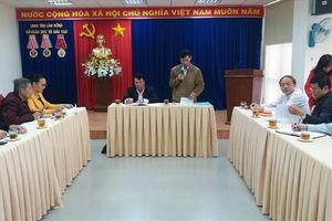 Công bố kết quả thẩm định kỳ thi THPT Quốc gia 2018 tại Hội đồng thi tỉnh Lâm Đồng