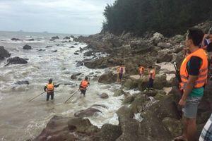 3 du khách thương vong khi tắm biển ở Thanh Hóa