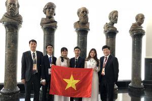 Nữ sinh Việt Nam đạt điểm cao nhất Olympic Sinh học quốc tế năm 2018