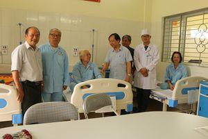 Thanh Hóa: Thành lập Khoa Lão khoa thuộc Bệnh viện Nội tiết