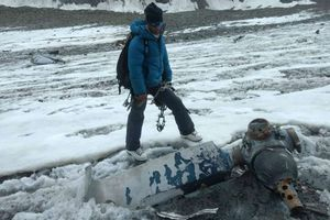 Tìm thấy thi thể lính Ấn Độ sau 50 năm