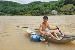 Nước lũ dâng nhanh, gần 900 hộ dân ở Thanh Hóa phải sơ tán khẩn cấp
