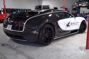Đây là việc thay dầu siêu xe Bugatti, 27 giờ và 480 triệu đồng
